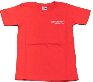 ブルーインパルス 子供Tシャツ レッド