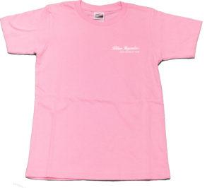 ブルーインパルス 子供Tシャツ ピンク