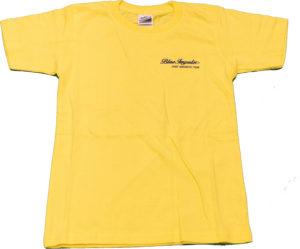 ブルーインパルス 子供Tシャツ イエロー