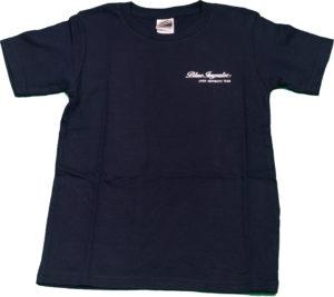 ブルーインパルス 子供Tシャツ ネイビー