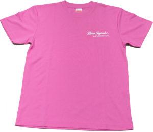 ブルーインパルス 大人Tシャツ ピンク