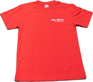 ブルーインパルス 大人Tシャツ レッド