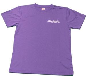 ブルーインパルス 大人Tシャツ バイオレットパープル